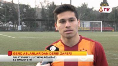 Galatasaray'ın genç futbolcusu Belçika ekibine transfer oluyor