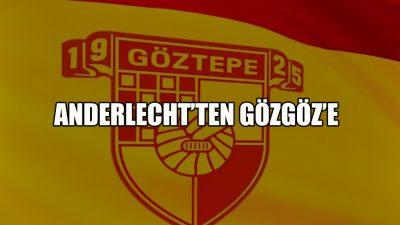 Göztepe'ye Belçika'dan transfer