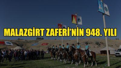 Malazgirt Zaferi'nin 948. yıl dönümü