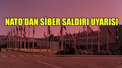 """""""Siber saldırı NATO'nun 5. maddesini tetikleyebilir"""""""