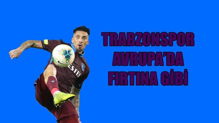 Trabzonspor, play-off turuna yükseldi