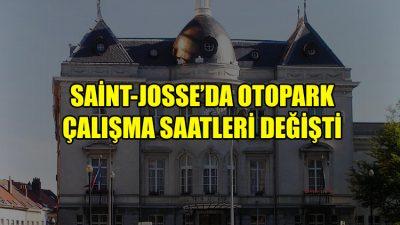 Saint-Josse'da parkmetre çalışma saatleri uyarlandı