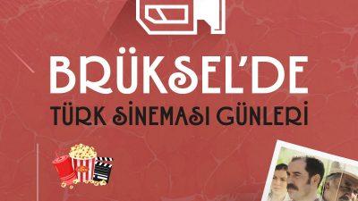 Brüksel'de Türk Sineması Günleri