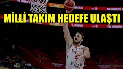 A Milli Erkek Basketbol Takımı, olimpiyat elemelerine katılacak