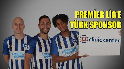 Premier Lig'e Türk sponsor