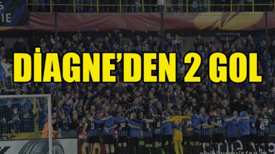 Club Brugge, Diagne'nin 2 gol attığı maçta kazandı