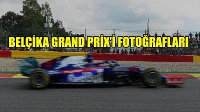 Belçika Grand Prix'i fotoğraflarla