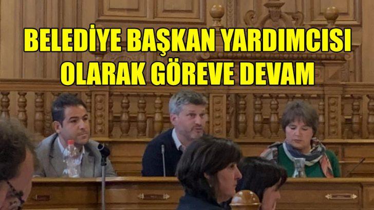 Mehmet Bilge, Schaerbeek Belediye meclisindeki yerini korudu