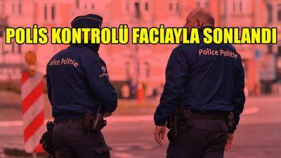 Liege'de polis kontrolü faciayla sonuçlandı