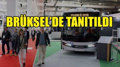 Anadolu Isuzu, Brüksel'de görücüye çıktı