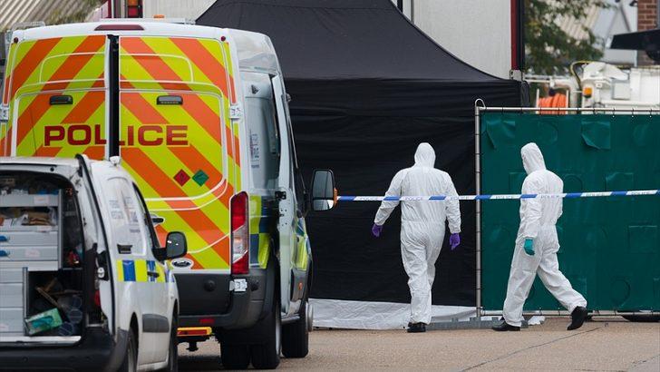 Tırda 39 göçmenin ölü bulunmasına ilişkin davada karar verildi