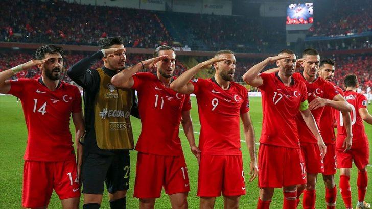 Türkiye, FIFA dünya sıralamasında 32'nciliğe geriledi