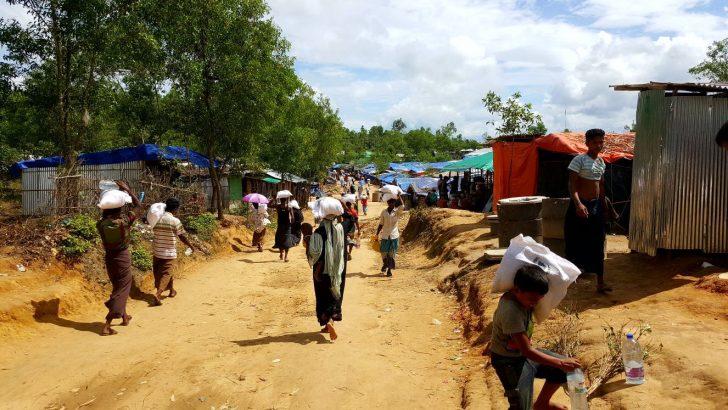 AB'den Arakanlı Müslümanlara ek mali yardım
