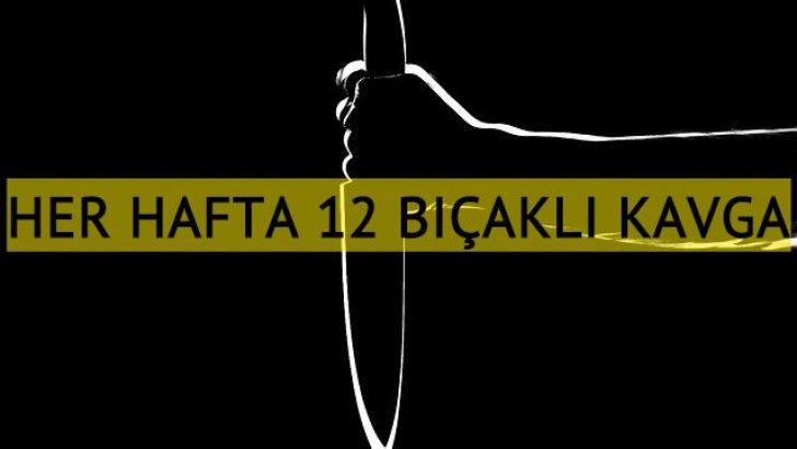 Belçika'da haftada ortalama 12 bıçaklı kavga yaşanıyor