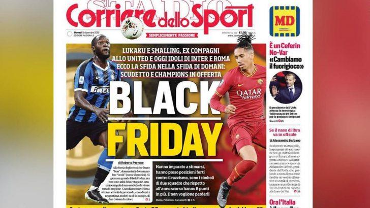 Roma ve Milan kulüplerinden Corriere dello Sport'a yaptırım