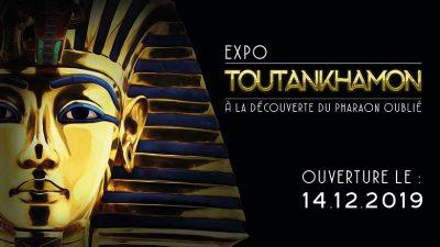 Tutankhamun sergisi başlıyor