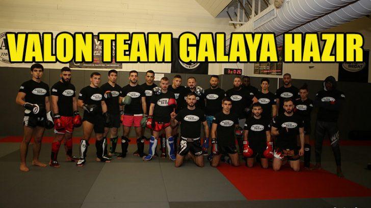 Valon Team büyük galaya hazır