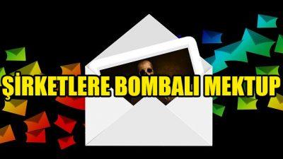 Hollanda'da bazı şirketlere bombalı mektup gönderildi