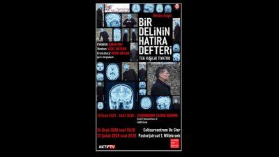 Türkçe dilli Belçika tiyatrosunda bir dönüm noktası