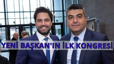 MR yeni Genel Başkan ile kongresini yaptı