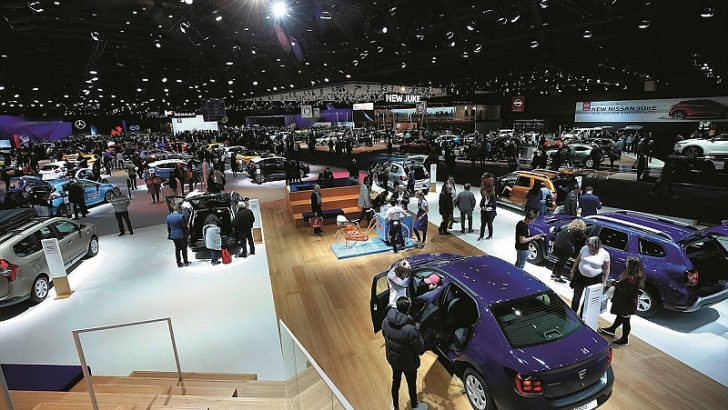 AB'de otomobil satışları 2020'de sert düştü