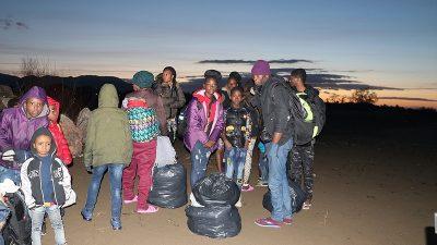 2020 yılında 2170 düzensiz göçmen Kuzey Afrika'dan İspanya'ya gelirken öldü