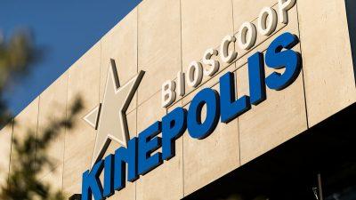 Belçika'daki Kinepolis sinemaları kapılarını kapattı