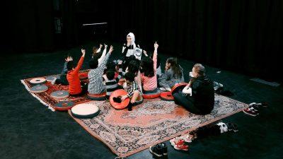 Brüksel'de çocuklara yönelik dil atölyesi kuruldu