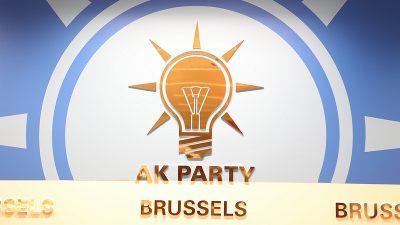 AK Parti Brüksel Temsilciliği'nden Ramazan mesajı