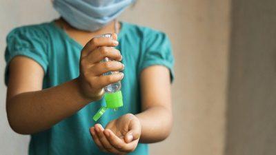 Çocuklarda görülen yeni sendromda Kovid-19 şüphesi