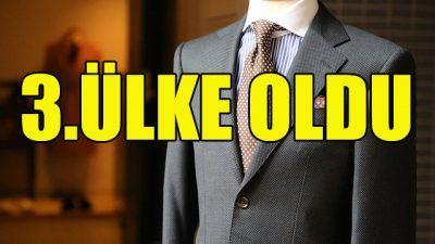 Türkiye, AB ülkelerine en fazla giysi satan 3'üncü ülke oldu
