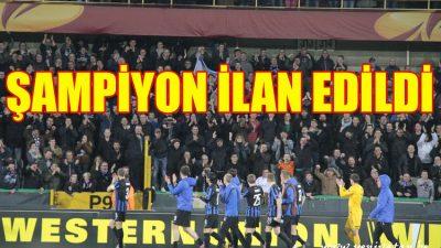 Belçika 1. Futbol Ligi tescil edildi