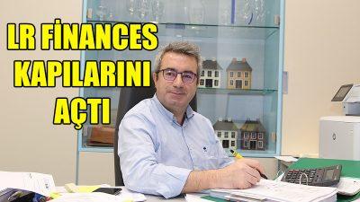 LR Finances, müşterilerine kapılarını açtı