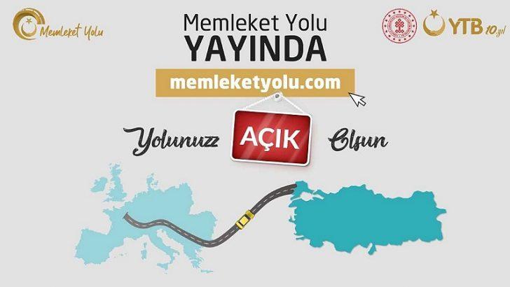 Kara yoluyla Türkiye'ye gideceklere internet sitesi