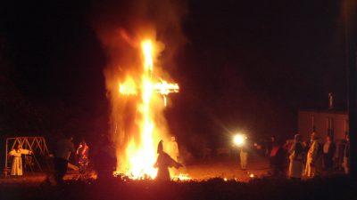 Ku Klux Klan'ın terör örgütü ilan edilmesi için imza toplanıyor
