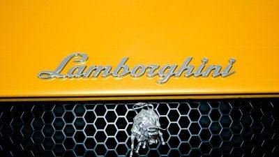 Belçika'da Lamborghini ticareti yapan aileye gelir desteği