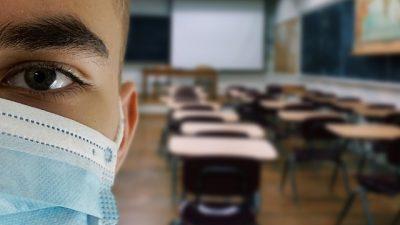 Schaerbeek'te belediye okulu kovid-19 yüzünden kapatıldı