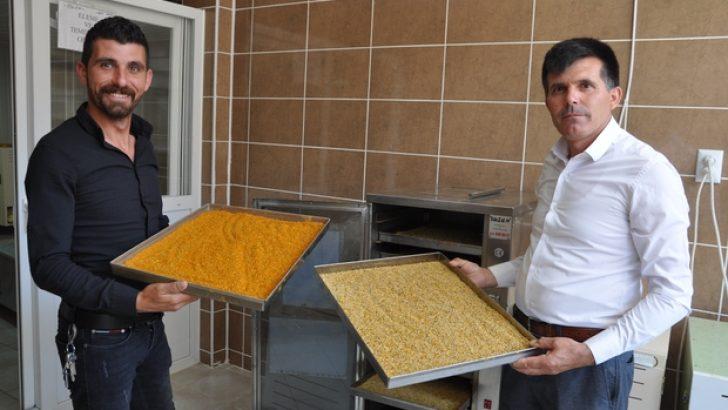 Afyonkarahisar'dan Belçika'ya polen ihracatı