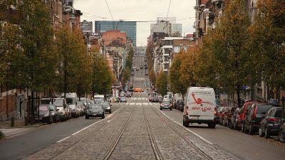 Belçika'da vaka sayısında artış