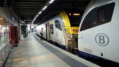 Belçika, bedava tren bileti dağıtacak