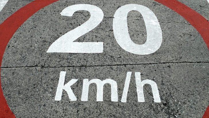 Brüksel Merkez'in ana caddelerinde hız sınırı tekrar değişiyor