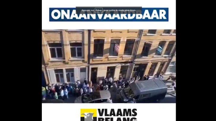 Anvers'te 2 camiden ırkçı siyasetçi hakkında suç duyurusu