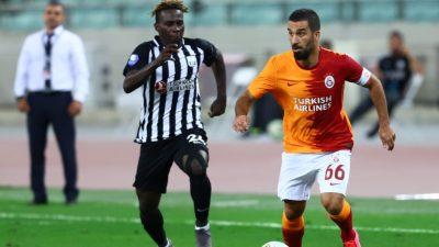 Galatasaray, UEFA Avrupa Ligi'nde tur atladı