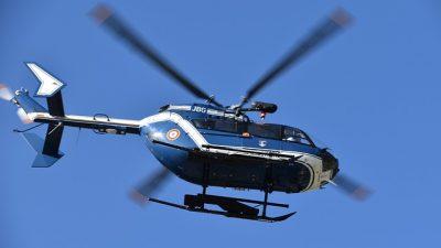 Belçika'da helikopterle mahkum kaçırma girişimi