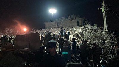 """AB'den Ermenistan'ın Gence saldırısına ilişkin """"üzüntü"""" açıklaması"""