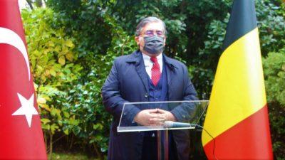 Büyükelçi Ulusoy'dan Cumhuriyet Bayramı mesajı