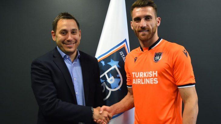 Başakşehir, Vieira'yı Belçika ekibine kiralık olarak gönderdi