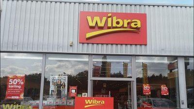 Wibra mağazalar zinciri iflas etti