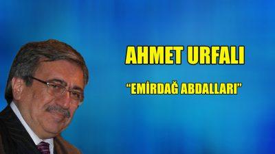 """""""Emirdağ Abdalları"""""""