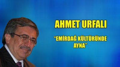 """""""Emirdağ kültüründe ayna"""""""